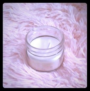 Other - Vegan, butterscotch scented candle
